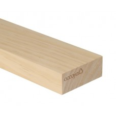 Accoya Finger Jointed 63mm x 100mm - To Clear