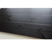 Thermowood Black Cladding 20mm x 140mm - Horizontal