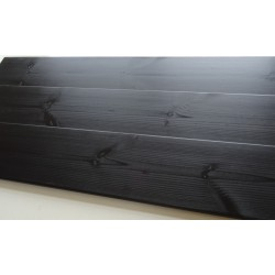 Thermowood Black Cladding 20mm x 140mm - Horizontal