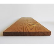 Thermowood Planed 18mm x 185mm x 4.8m - To Clear