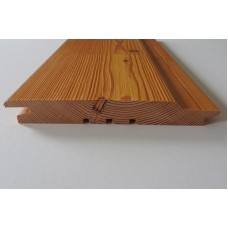 Sivalbp Larch Timber Cladding 24mm x 170mm - To Clear