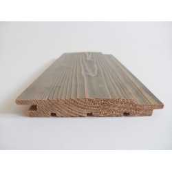 Sivalbp Siberian Larch New Age Pre Coated Cladding 20mm x 125mm