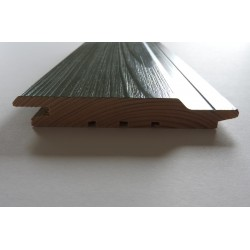 Sivalbp Dark Green Spruce Timber Cladding 21mm x 125mm - To Clear