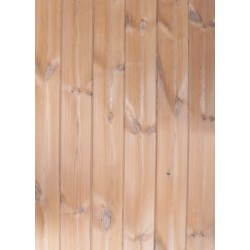 Thermowood V Joint Cladding 25mm x 125mm