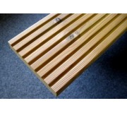 Thermowood Decking 26mm x 140mm