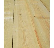 Kiln Dried Sawn Unsorted Redwood 25mm x 100mm - To Clear