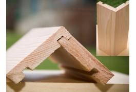 Cedar Corner Pieces