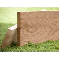 Cedar Trims & Planed Sections