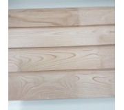 Sweet Chestnut Finger Jointed 25 X 150 Horizontal Half Lap Cladding K/D
