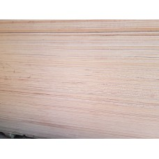 Poplar Core Plywood 2745mm x1220mm x 3.6mm - To Clear