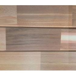 Finger Jointed Western Red Cedar Vertical Cladding 25 X 150 (U Channel) KD - To Clear