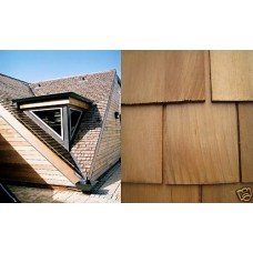 Cedar Shingles - Cedar Roof Shingles - Untreated Black Label