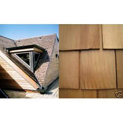 Cedar Shingles - Cedar Roof Shingles - Untreated Black Label