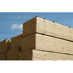 Sawn Softwood Treated Cladding Battens 38mm x 50mm