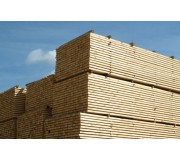 Sawn Softwood Treated Cladding Battens 47mm x 50mm