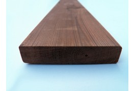 Thermowood Trims & Planed Sections