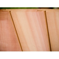 Western Red Cedar Vertical Cladding 25 X 150 (U Channel) AD 'Premier Range'