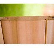 Western Red Cedar Vertical Cladding 25 X 150 (V Joint) AD 'Premier Range'