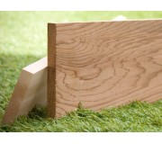 Western Red Cedar Trim Board 25mm x 100mm AD
