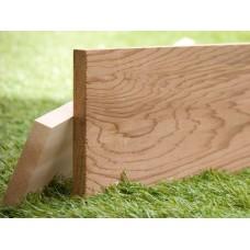Western Red Cedar Trim Board 25mm x 100mm AD