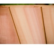 Western Red Cedar Vertical Cladding 25 X 150 (U Channel) KD 'Premier Range'