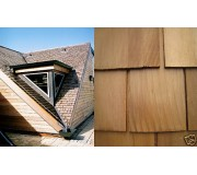 Cedar Shingles - Western Red Cedar Roof Shingles - Fire Treated / Retardant