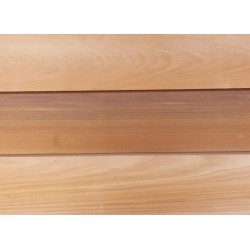 Western Red Cedar Horizontal Cladding 25 X 150 (Rainscreen) AD 'Premier Range'