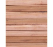 Western Red Cedar Horizontal Cladding 25 X 150 Fire Treated